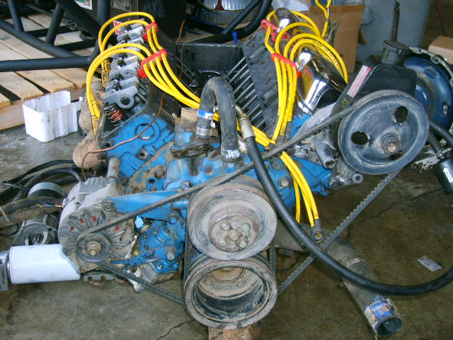 AMC 401 rebuilt with tons of goodies!!! - Pirate4x4 Com : 4x4 and