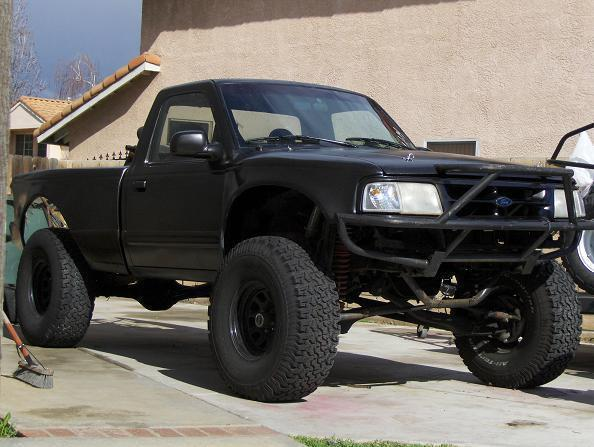 Ford Ranger Prerunner Pirate4x4 Com 4x4 And Off Road Forum
