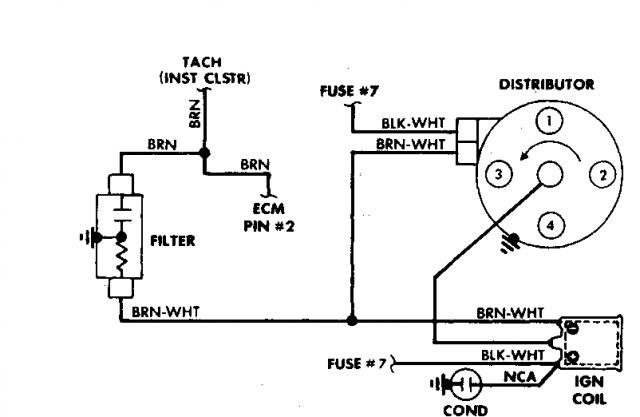 ignition filter diagram