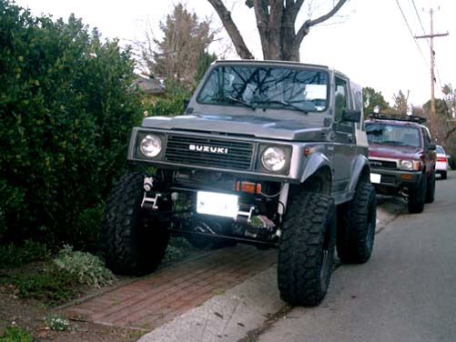 Introduction Pics Of My Samurai Pirate4x4com 4x4 And Off Road