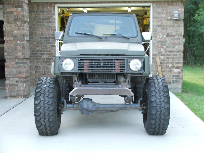 Full Width Axle S Page 4 Pirate 4x4