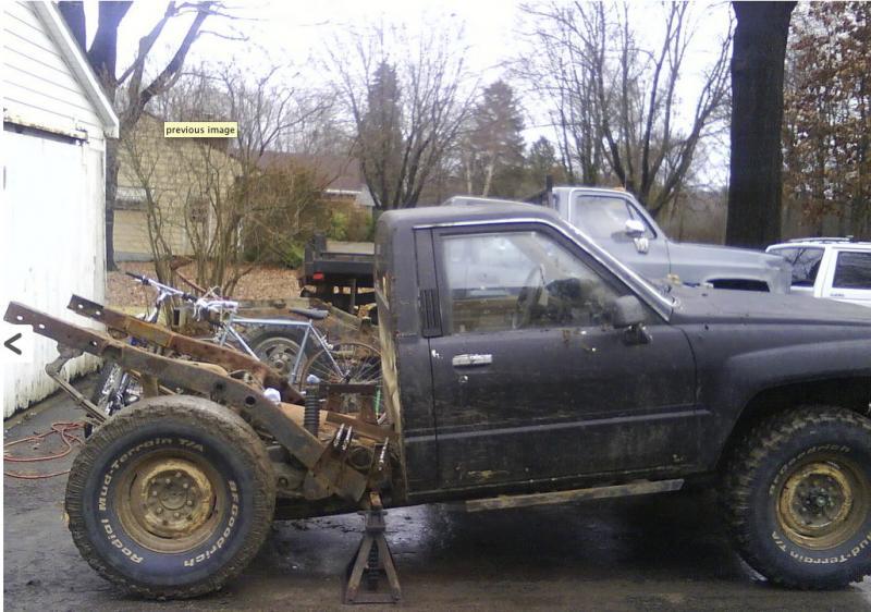 Toyota Frame Repair Sugestions