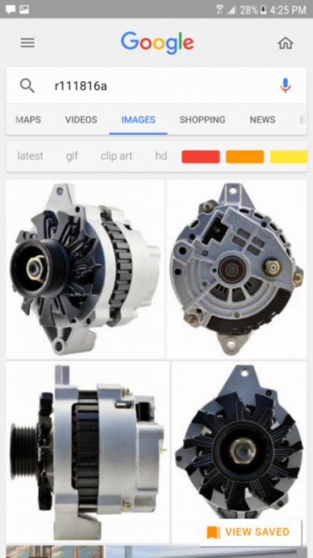 gm alternator swap need help pirate4x4 com 4x4 and off road forum rh pirate4x4 com GM Alternator Wiring GM Alternator Connections
