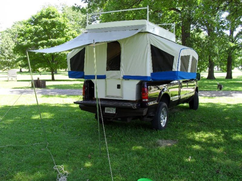 Truck Bed Campers For Sale In Florida