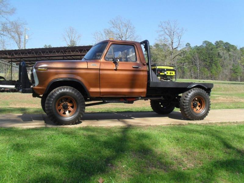 Pics Of Your Ford Flatbeds Page 2 Pirate4x4 Com 4x4 And Off