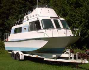 Trawler Or Houseboat Trawler Forum