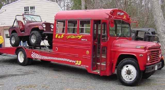 school bus thread!!!! - Pirate4x4.Com : 4x4 and Off-Road Forum