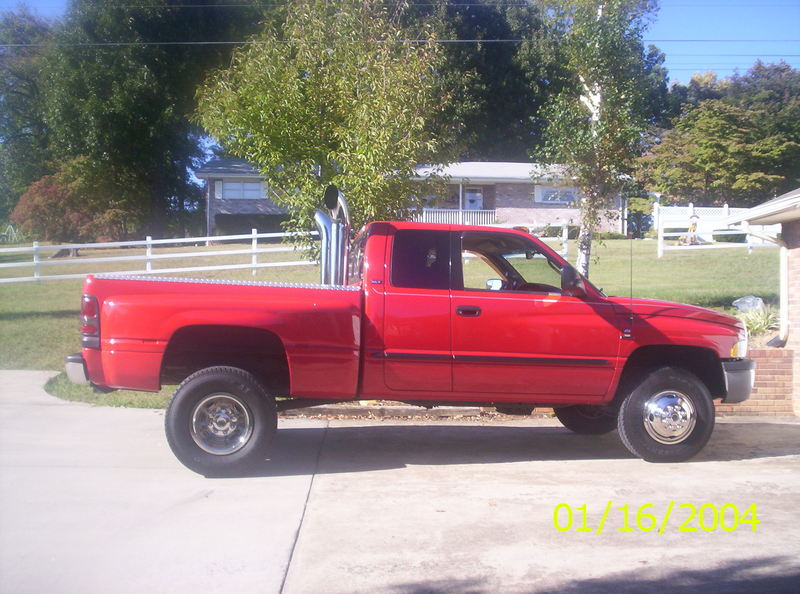 Dodge Dually Short Bed
