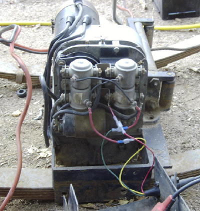 Wiring Ancient Ramsey Winch - Pirate4x4.Com : 4x4 and Off ... on