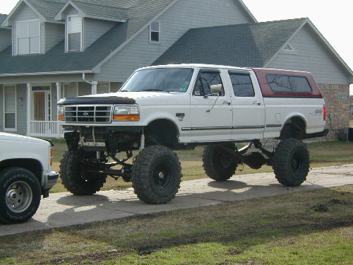 "Rick Ball Ford >> will 42"" tires fit under my superduty? - Pirate4x4.Com : 4x4 and Off-Road Forum"