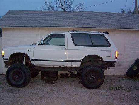 S10 Blazer Drag Truck http://www.popularnewsupdate.com/what/what-tires-are-on-willie-robertson-chevy-truck.html