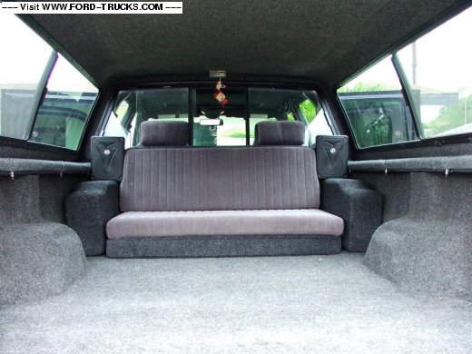 Heat Beds And Other Ways To Make A Pickup A Home