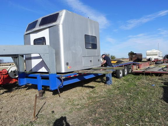 Pics/Ideas of homemade living quarters on front of flatbed - Pirate4x4 ...