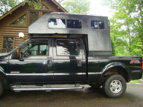 interesting truck camper saw on ebay (pics here) - pirate4x4