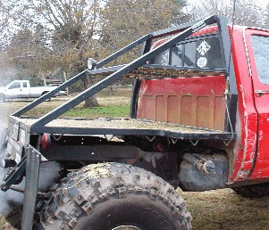 Off-Road Truck Bed