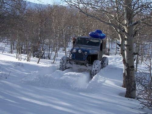 Best Off Road Snow Tires >> Are Irocs The Best Snow Tires Pirate4x4 Com 4x4 And Off