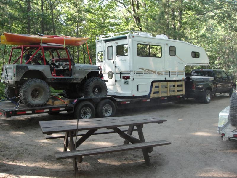 ... er further Home Built C er Ideas. on homemade truck camper plans