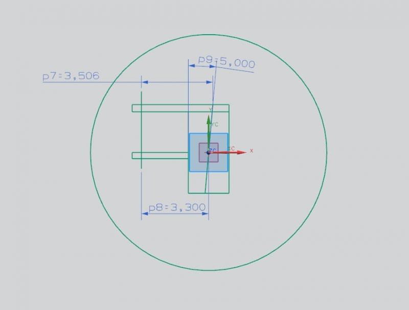 Dana 60 steering stop/ turning radius questions  Experienced