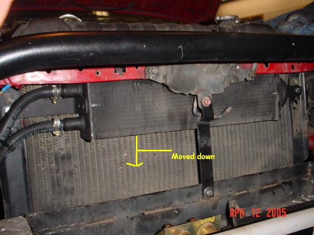 Power Steering Cooler Options - Pirate4x4 Com : 4x4 and Off
