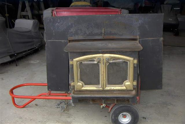 Attached Images - Anyone Restore A Wood Stove Insert? - Pirate4x4.Com : 4x4 And Off