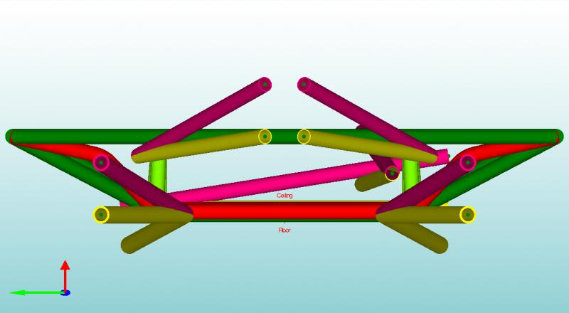 Name:  Subframe and links at flex round 1 back view.jpg