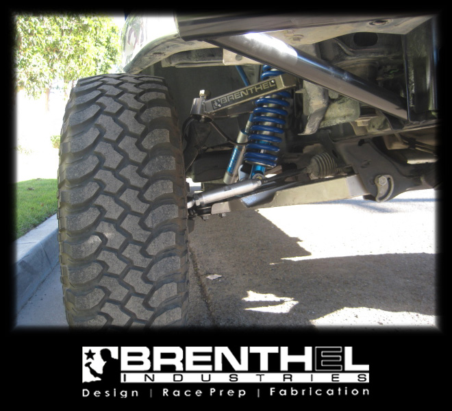 Chevy Colorado Long Travel (Chase Kit) By Brenthel Ind