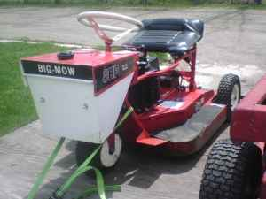 old lawngarden tractors Pirate4x4Com 4x4 and OffRoad Forum