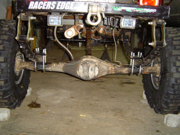 tundra rear axle - Pirate4x4 Com : 4x4 and Off-Road Forum