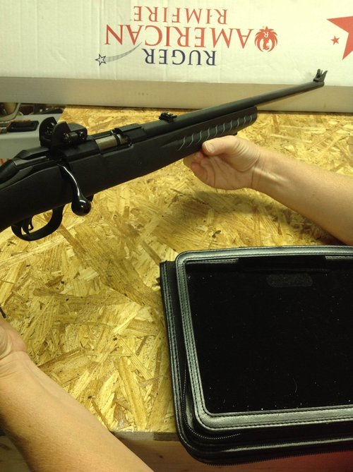 Ruger American -- Now in Rimfire, 22LR and 22 mag - Page 2
