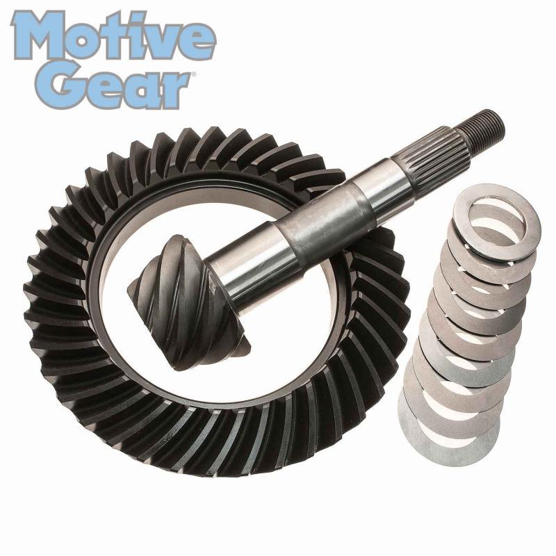 motive gear installation instructions