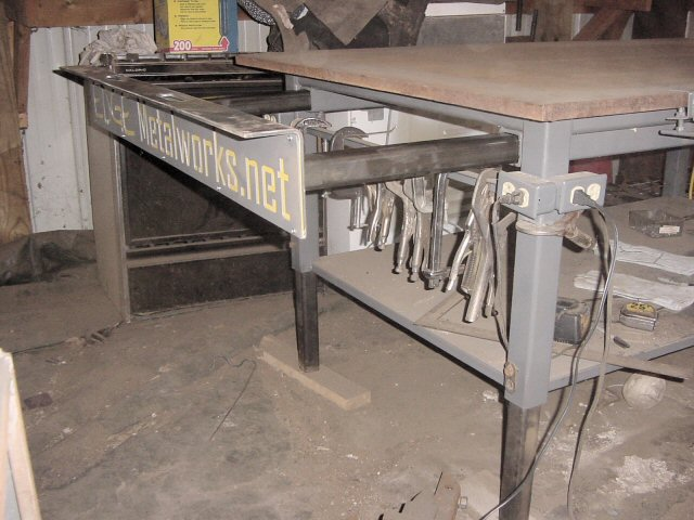 Lets See Your Welding Tables Pirate4x4 Com 4x4 And Off