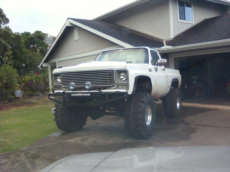 New to the old chevys - Pirate4x4.Com : 4x4 and Off-Road Forum