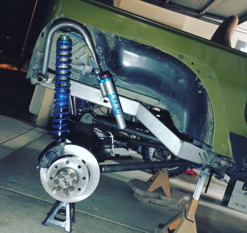 Complete Jeep Tj Back Half Kit By Motobilt