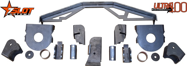 Jeep TJ 8.8 Swap Kit With Truss - Pirate4x4.Com : 4x4 and ...