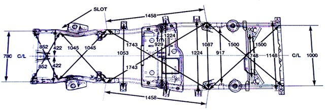 Looking For Tj Autocad Frame Drawing Pirate4x4 Com
