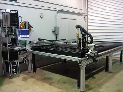 Torchmate Plasma Table Craigslist Cnc Plasma Table For
