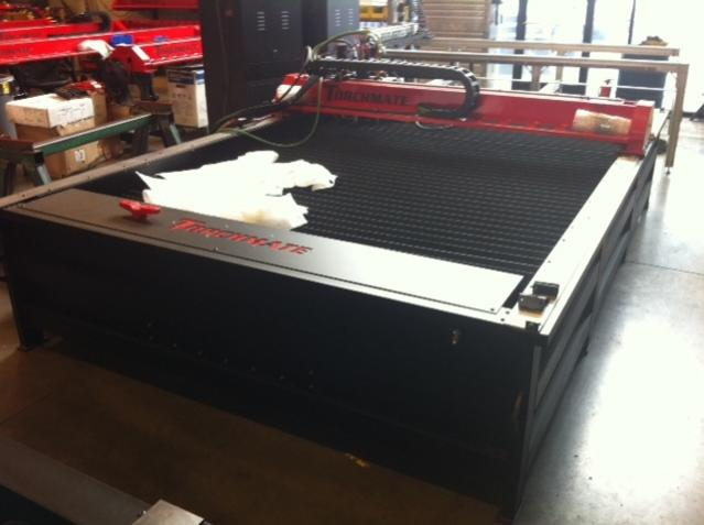 Torchmate X Cnc Plasma Oxy Fuel Water Tables On Sale