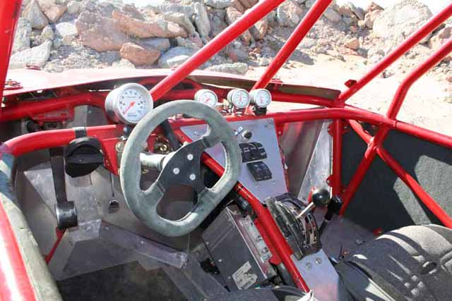 Two Seat Avalanche Buggy For Sale