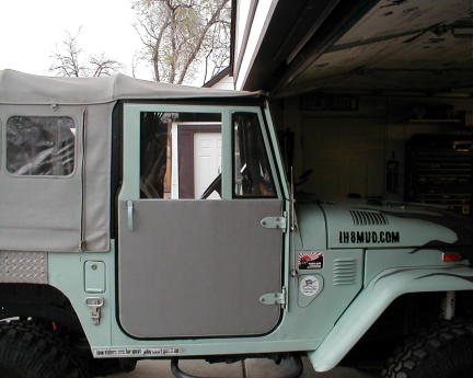Attached Images.   & OEM FJ40 Soft Doors - Info needed - Pirate4x4.Com : 4x4 and Off-Road ...