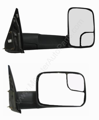 3rd gen mirrors on 2nd gen cummins - Pirate4x4.Com : 4x4 and Off-Road ...