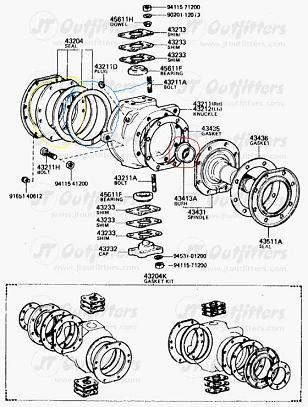 Fj40 Wiring Diagrams also 1993 Toyota Pickup Fuel Filter together with Showthread also 4161038 Post3 additionally  on 79 95 4runner hilux pickup