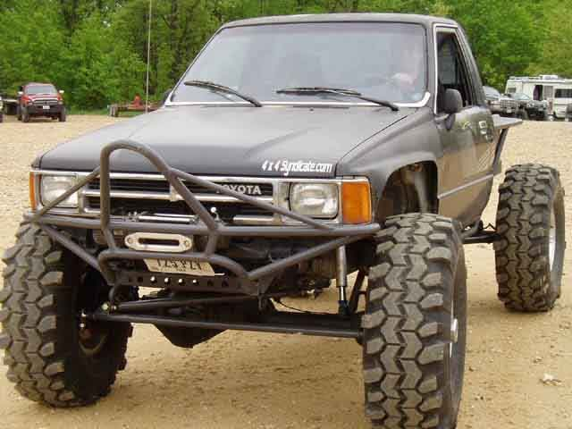 First yota build - Page 3 - Pirate4x4 Com : 4x4 and Off-Road Forum