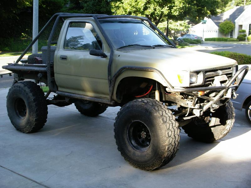 Jeep Wrangler Pickup For Sale >> Toyota pickup rock crawler 1994 - Pirate4x4.Com : 4x4 and Off-Road Forum