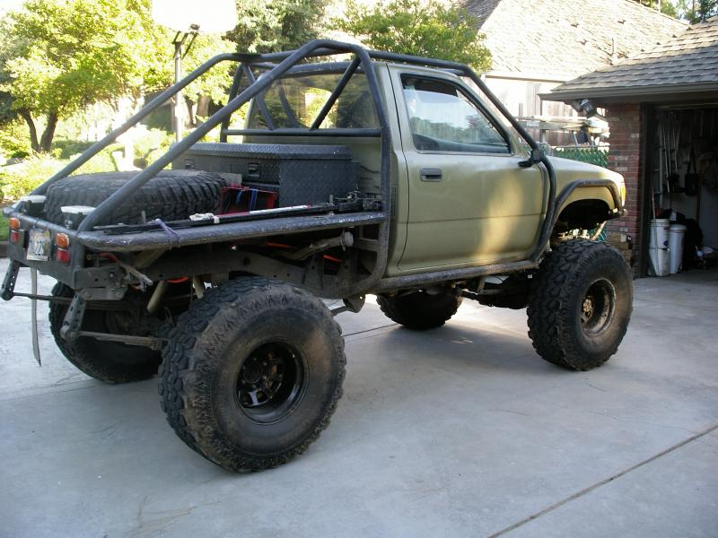 Toyota Pickup Rock Crawler 1994 Fs Ft Pirate4x4 Com 4x4 And Off Road Forum