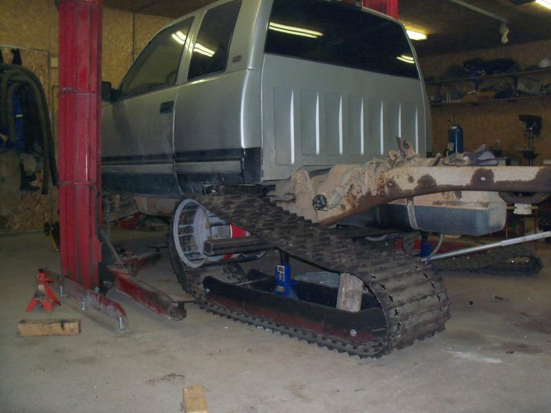 tracked vehicle build up - Page 12
