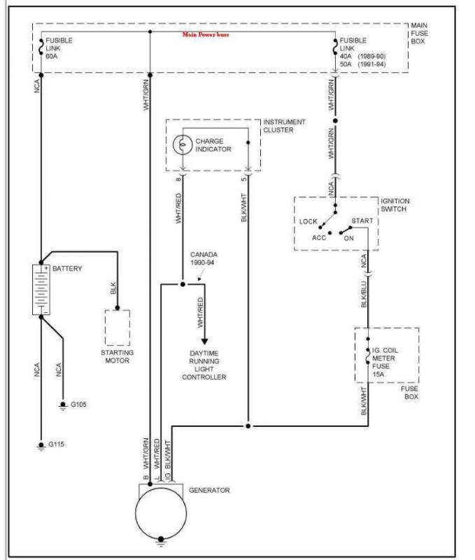 grand vitara alternator installed in 95 tracker pirate4x4 com rh pirate4x4 com 1987 suzuki samurai alternator wiring 1988 suzuki samurai alternator wiring