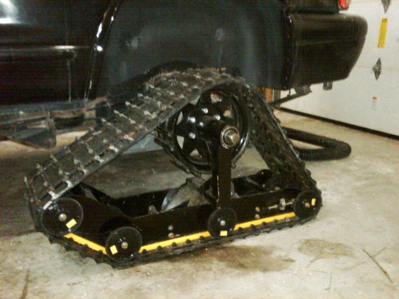 Used Mattracks For Sale >> tracked vehicle build up - Pirate4x4.Com : 4x4 and Off-Road Forum