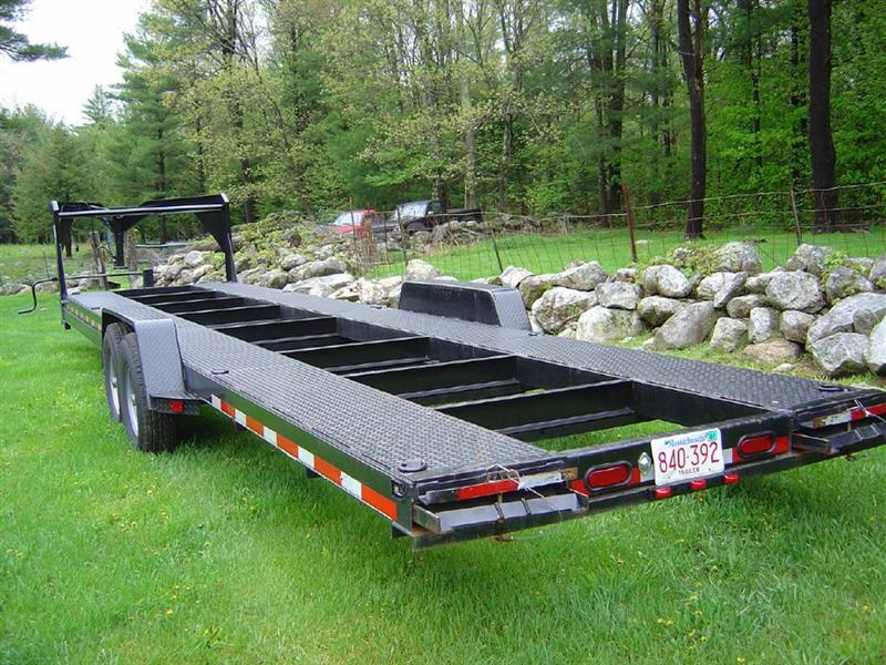 2 Car Kaufman Trailer-34\' - Pirate4x4.Com : 4x4 and Off-Road Forum