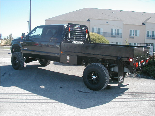 Highway Products Aluminum Truck Flatbeds Built To Your Specifications With Many Options Choose From