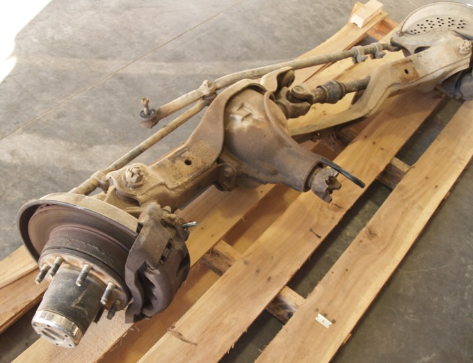 Ford Ranger 4x4 Front Axle